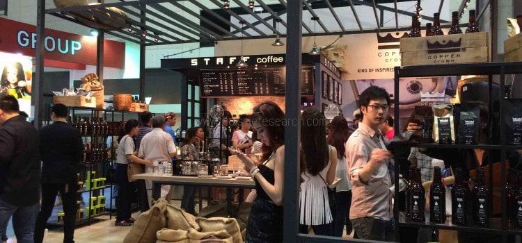 รีวิว งาน Thailand Coffee Tea & Drinks สำหรับ ธุรกิจกาแฟ