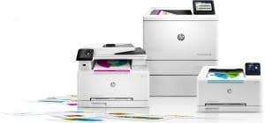 เครื่องปริ้นเตอร์ HP Color LaserJet Pro