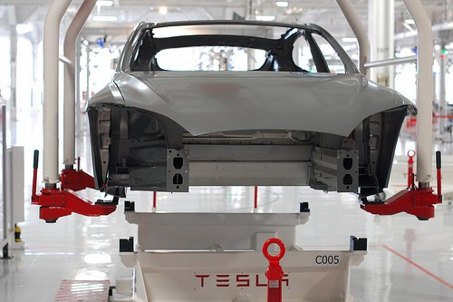 Tesla Motors photo