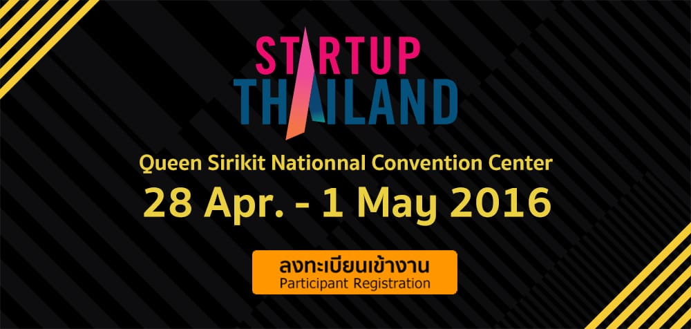 SME Research - Startup Thailand 2016